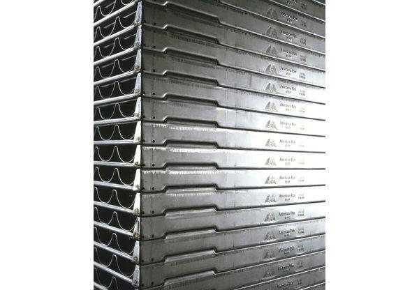 Stackable Design Baguette Trays