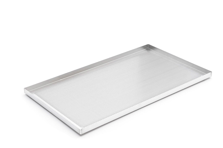 4-sided Perforated Baking Tray – AMERICOAT® Coating