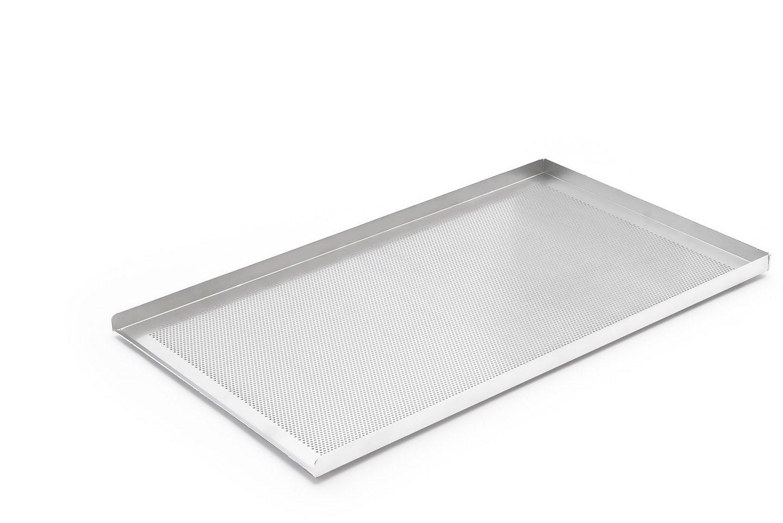 3-sided Perforated Baking Tray – AMERICOAT® Coating