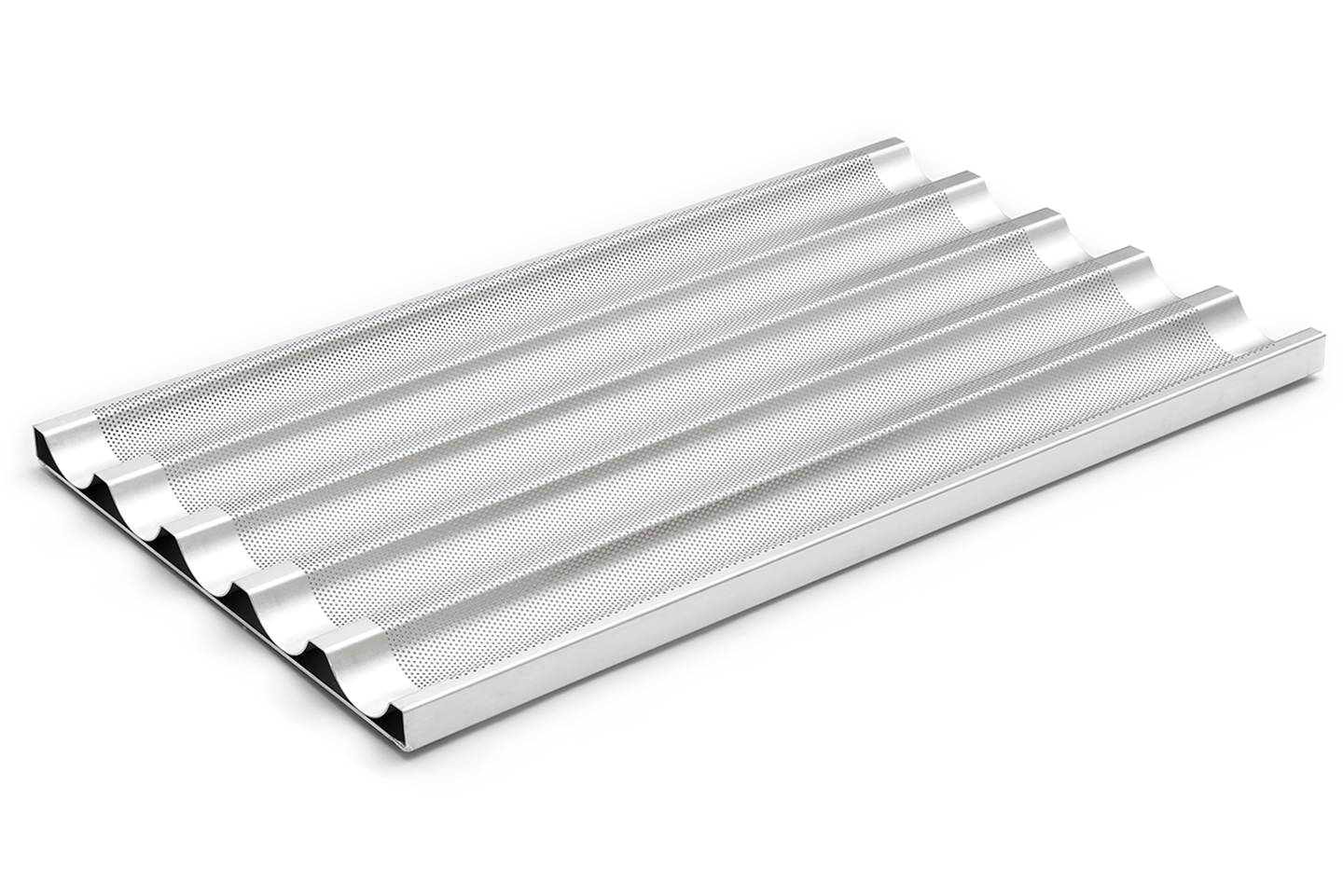 5 CHANNEL BAGUETTE TRAY AMERICOAT® COATING