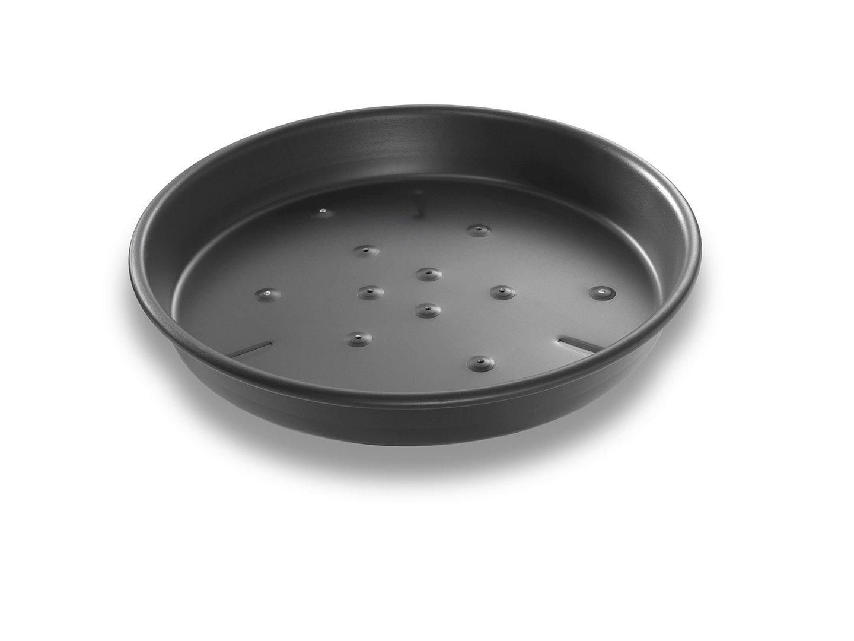 Deep Dish Perforated Pizza Pan – DuraShield® Coating