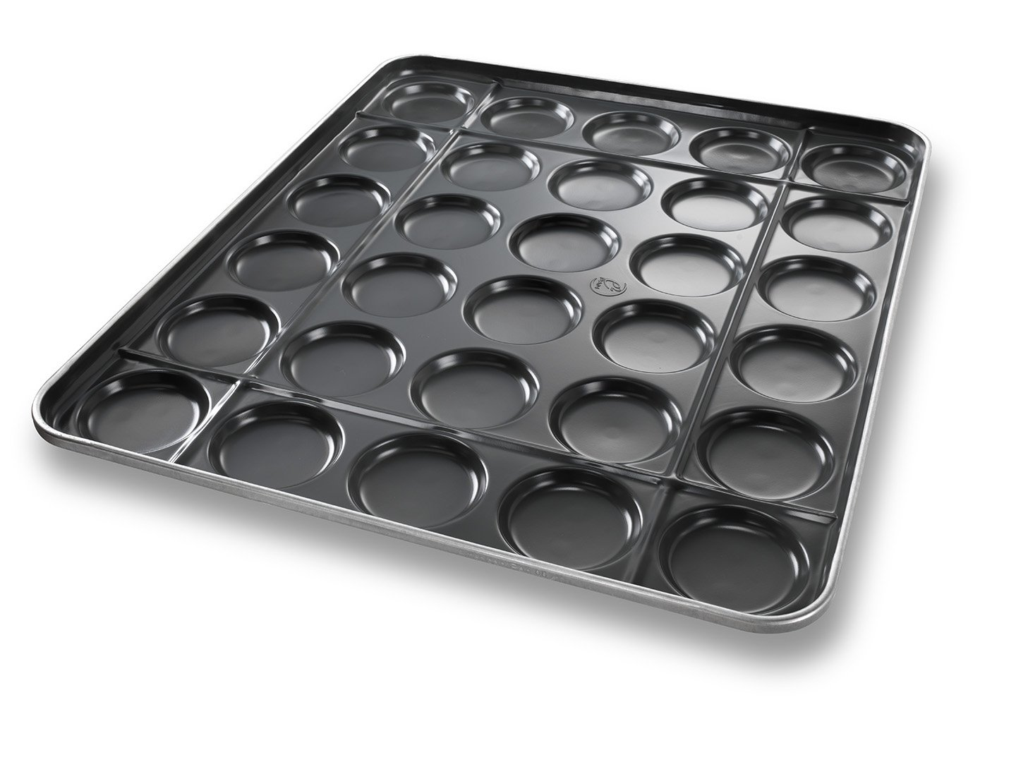 Hamburger Bun ePAN with Structural Ribs – DuraShield® Coating