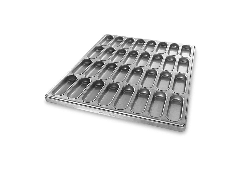 Hot Dog Bun Tray Construction – AMERICOAT® Coating