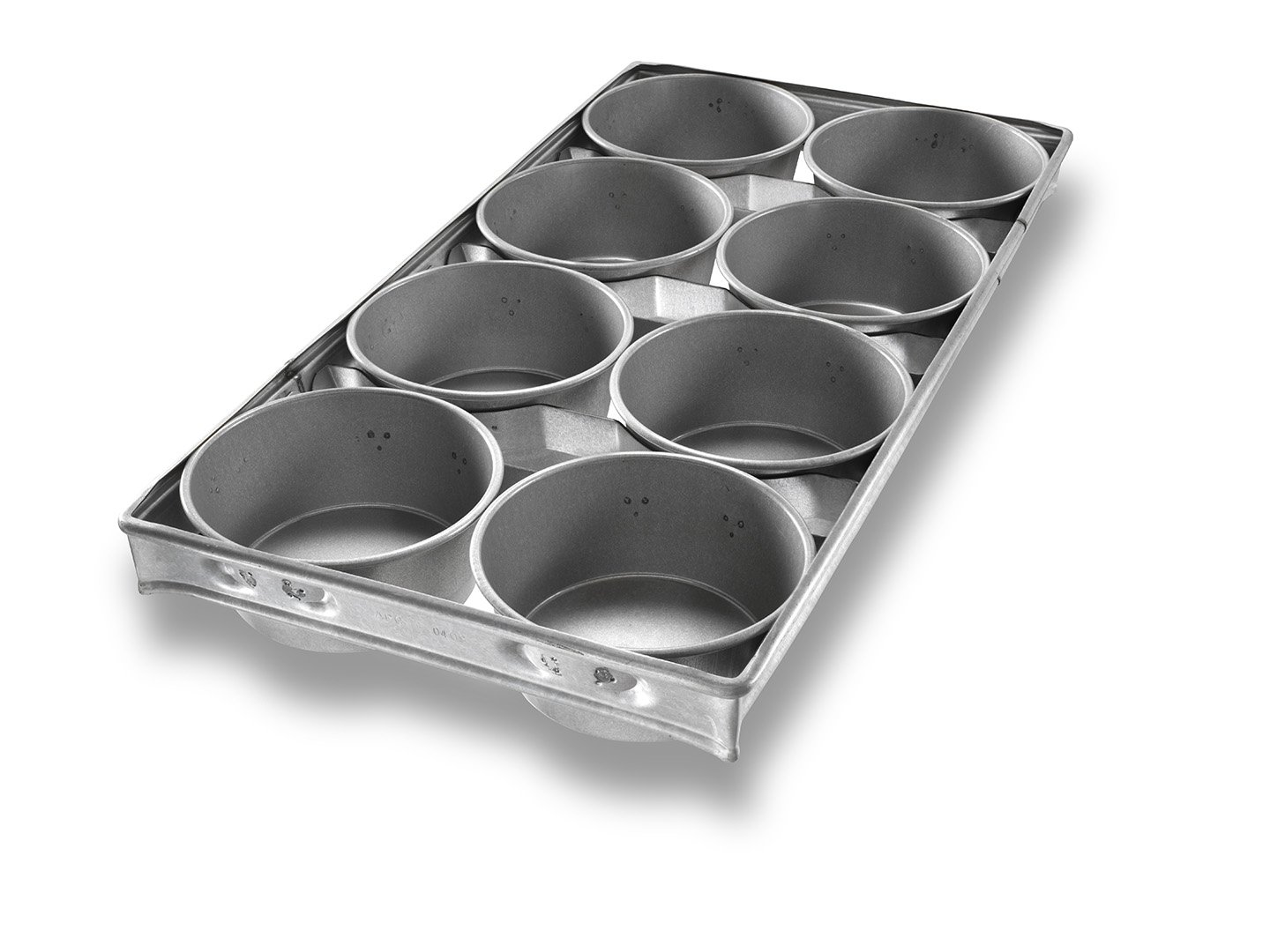 Strapped Deep Round Cake Pan – AMERICOAT® Coating