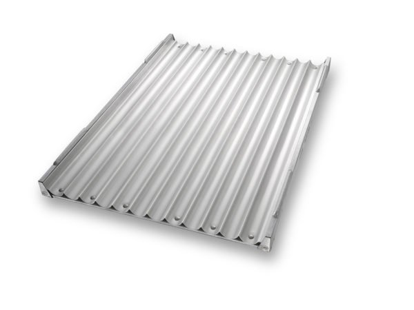 12 Channel Baguette Tray - AMERICOAT® Coating