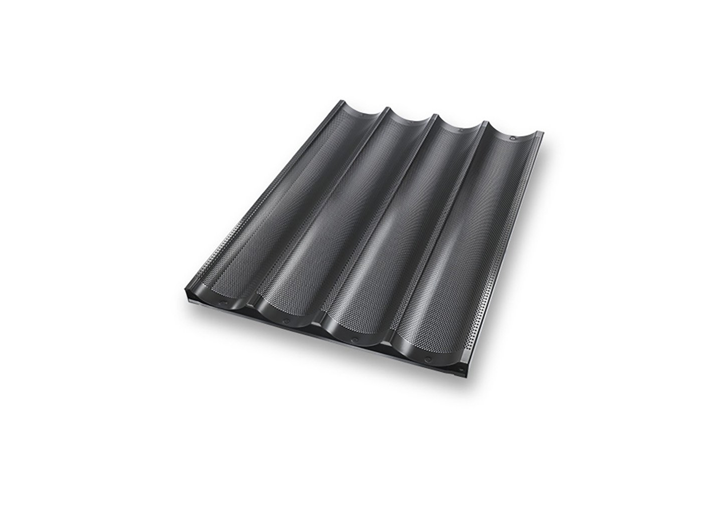 4 Channel Baguette Tray - DuraShield® Coating