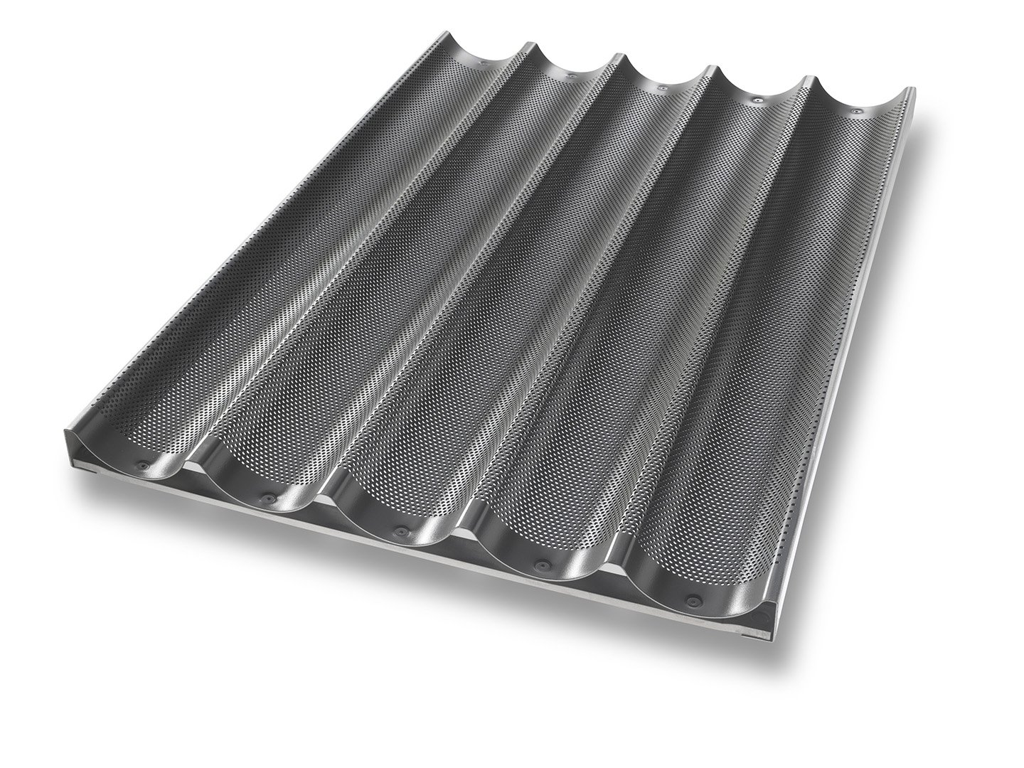 5 Channel Baguette Tray - DuraShield® Coating