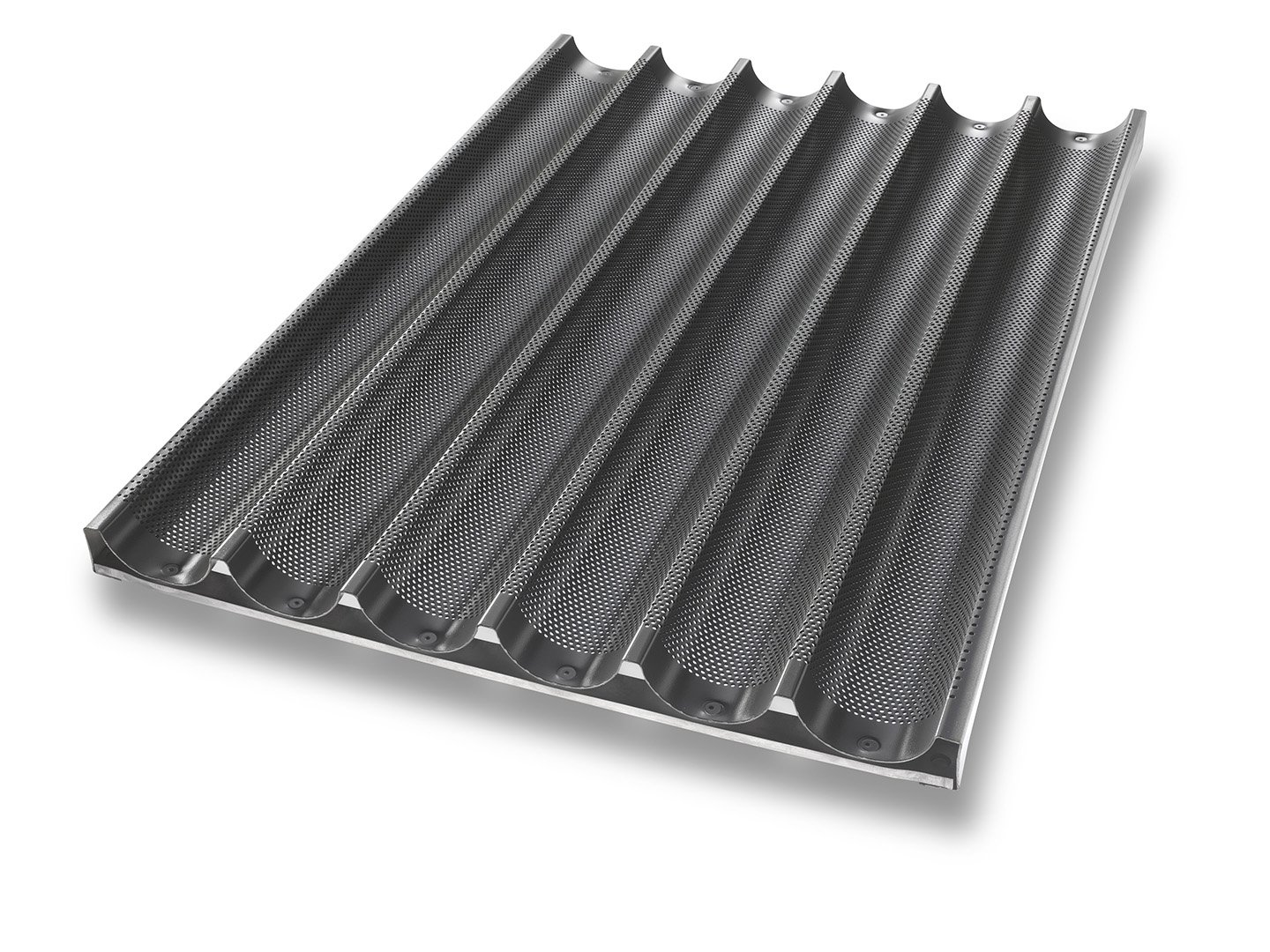 6 Channel Baguette Tray - DuraShield® Coating