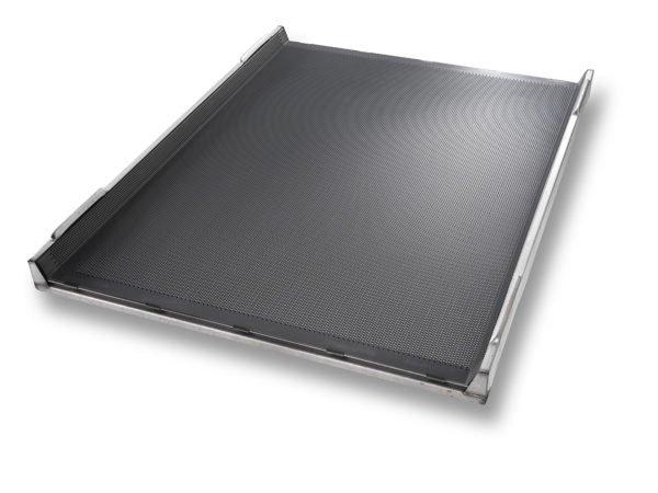 Stackable TabLock Perforated Screen - DuraShield® Coating